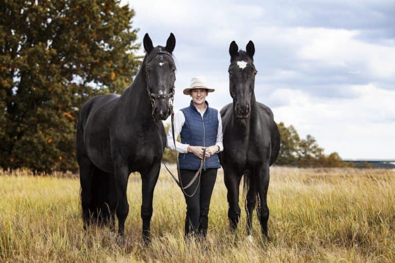 Pferdegestütztes Coaching im Havelland - Das Team Zorro